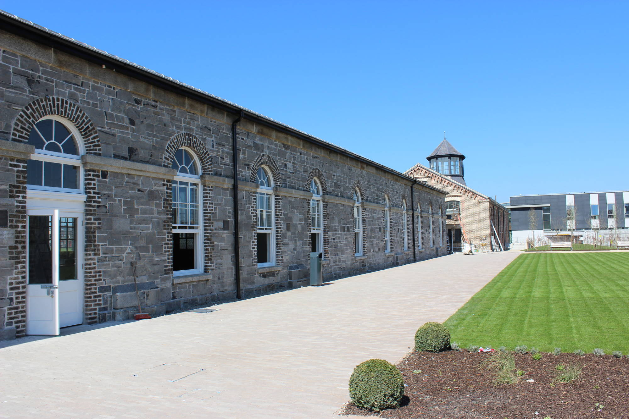 Featured image of Post: Richmond Barracks shortlisted for Heritage and Conservation Engineering Excellence Award