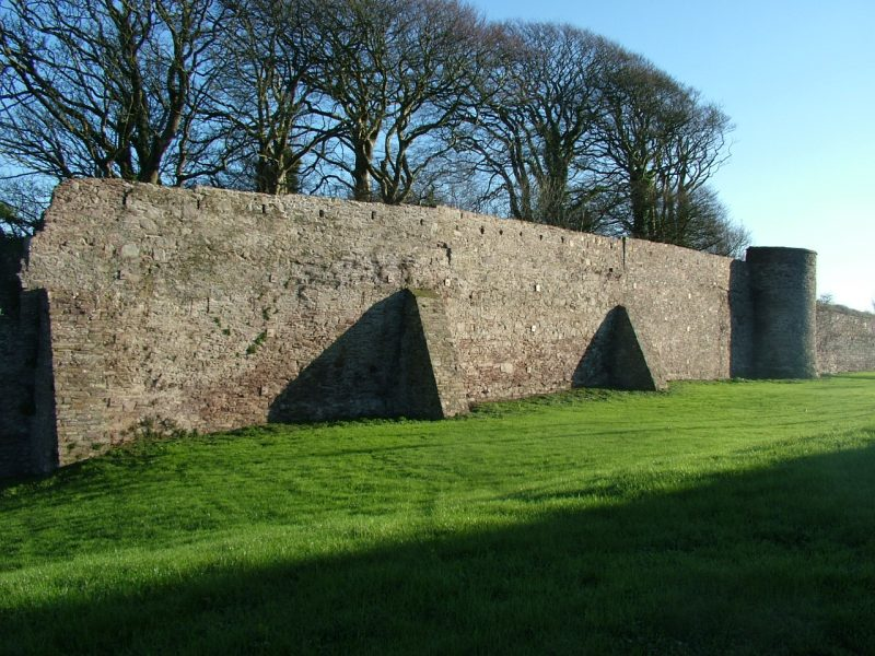 Featured image of Project: Youghal Town Wall