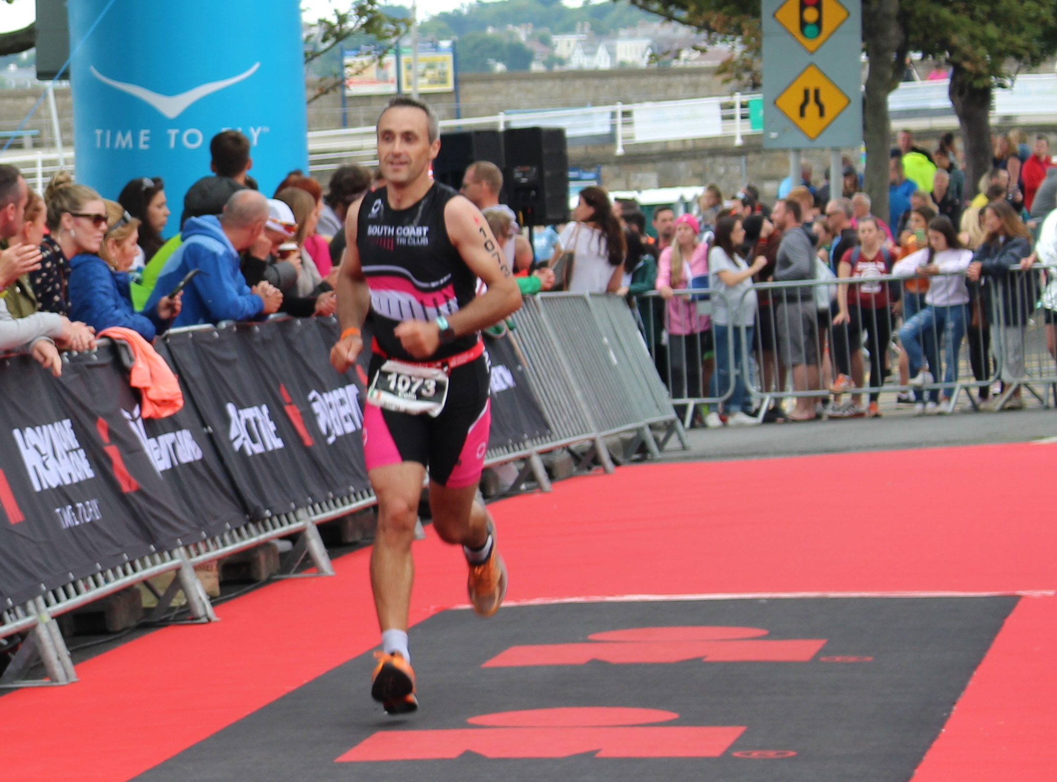 Featured image of Post: Good luck Colin – IRONMAN comes to Youghal